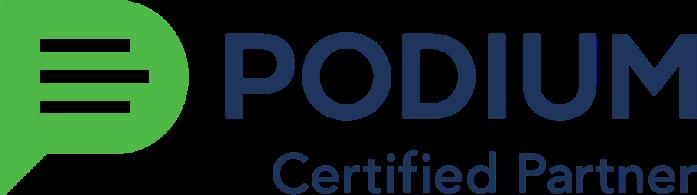 Podium Certified Partner Banner